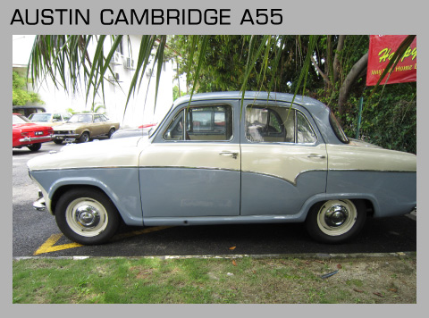 Austin Cambridge A55