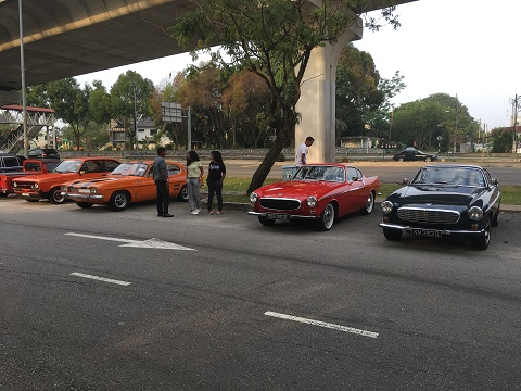 Classic Sunday Chinese New Year Drive to Klang
