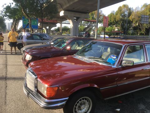 Classic Sunday New Years Drive to Klang